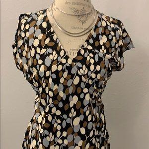 BCBG Lovely Petal Dress